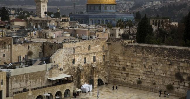 New Israeli law would make it harder to divide Jerusalem