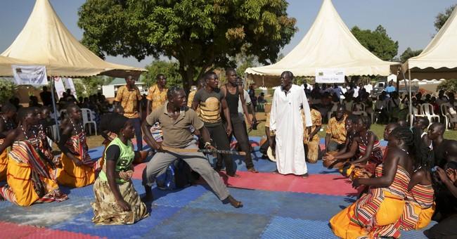 Former child soldiers help Uganda's rebel abductees heal