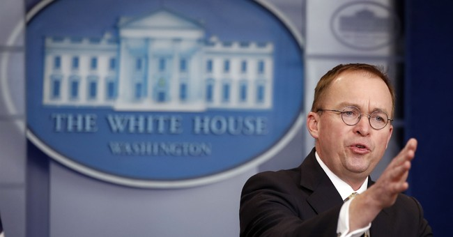 Mulvaney has been at center of last 2 government shutdowns
