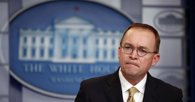 Mick Mulvaney finds himself in middle of another shutdown