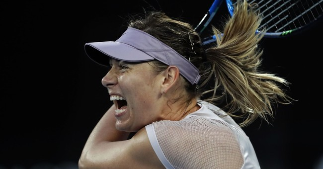Last Slam standing: Kerber beats Sharapova in 3rd round