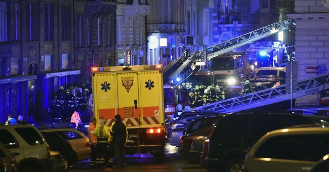 Death toll in Prague hotel fire increases to 4