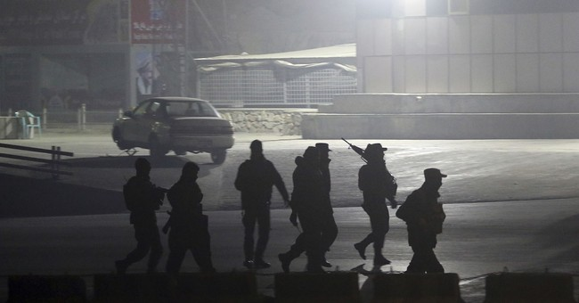 The Latest: 2 Venezuelan pilots killed in Kabul hotel attack