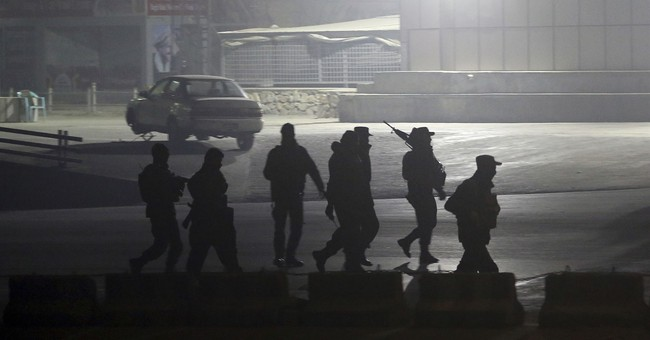 The Latest: 2 Venezuelan pilots killed in Kabul hotel attack