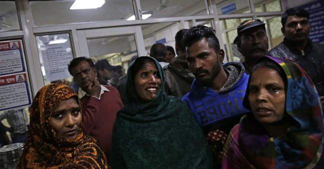 Blaze at firecracker factory outside Indian capital kills 17