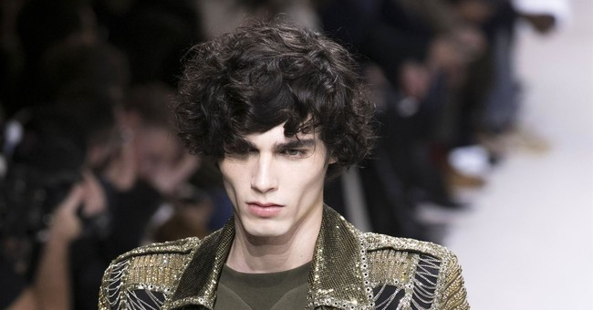 Dior travels back in time for couture-infused menswear