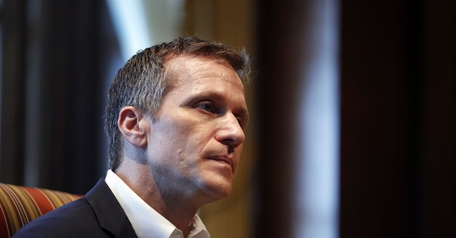Missouri governor: 'no blackmail,' 'no violence' in affair