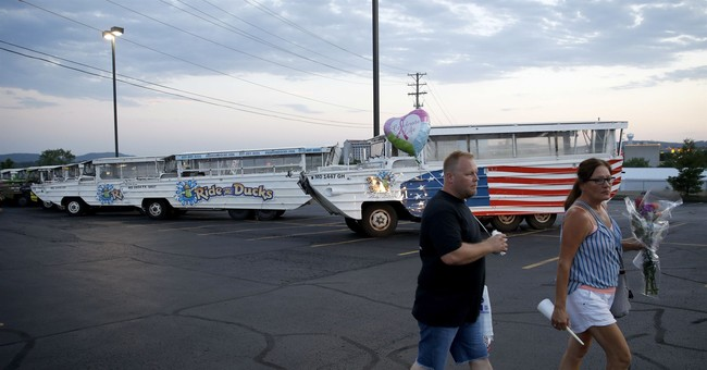 The Latest: Ex-NTSB chairman: Duck boats prone to accidents