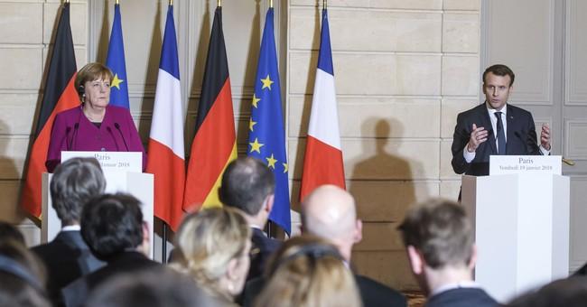 France, Germany pledge closer ties with new bilateral treaty