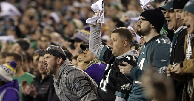 Fans Behaving Badly: Pats, Eagles bring out worst in fans