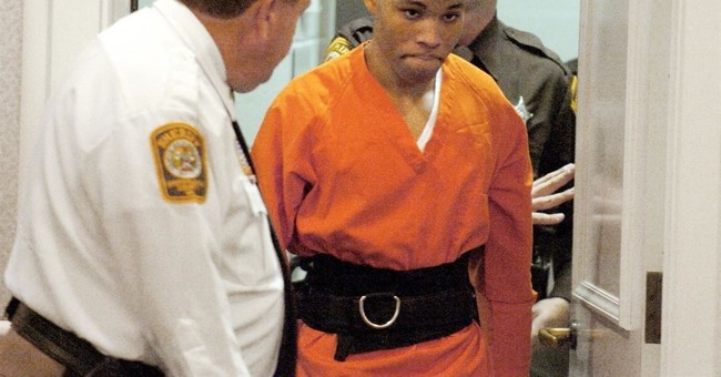 DC area sniper requests a hearing to ask for lower sentence