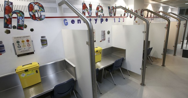 Debate on in Massachusetts over safe sites for drug users