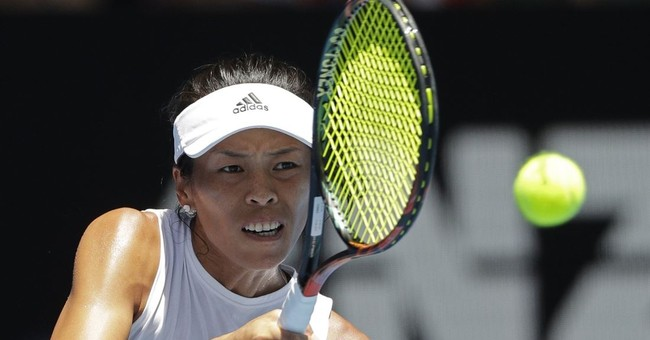 Hsieh brings unorthodox style to center stage at Aussie Open