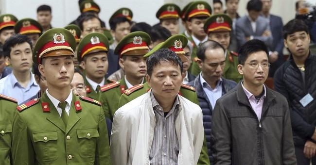 Vietnam jails former oil execs in high-profile graft case