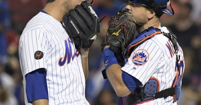 Amazin' frets: Free therapy for New York Mets fans