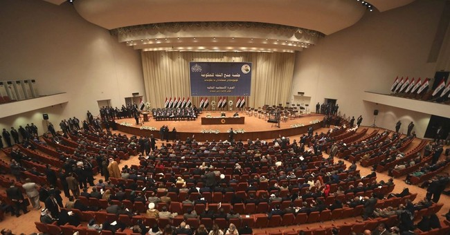 Iraqi parliament sets May 12 as date for national elections
