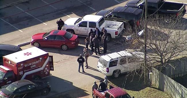 Suspect in custody after Texas school shooting