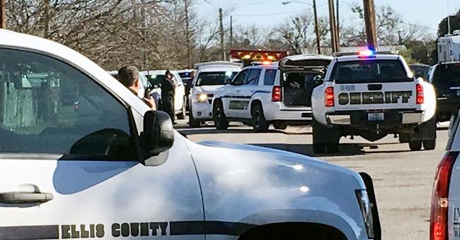 Girl shot at Texas school 'in good spirits'; boy charged