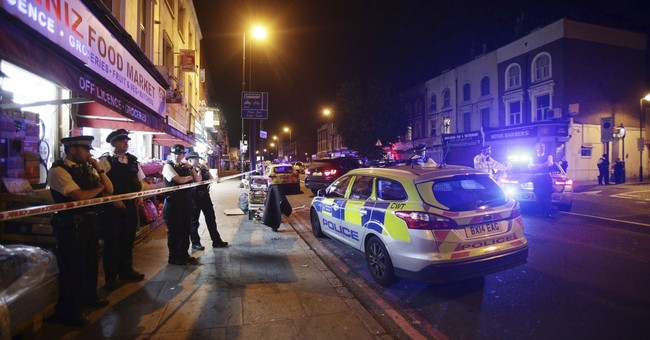 Suspect in London van attack on Muslims 'ticking time bomb'