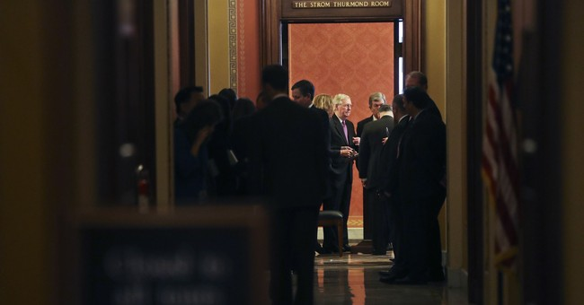 Senators strike a deal re-opening government after 69 hours