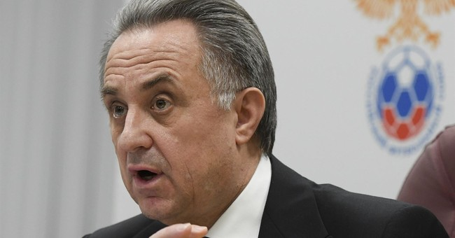 Mutko says Russia's Olympic athletes will be young, clean