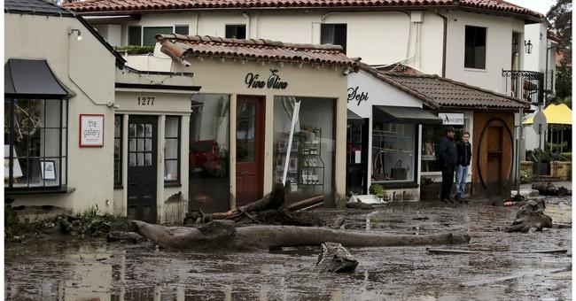 Californians who fled mudslides may start going home Jan. 31