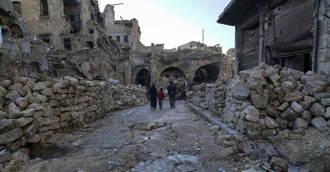 In Syria's Aleppo, old bazaar struggles to come back to life