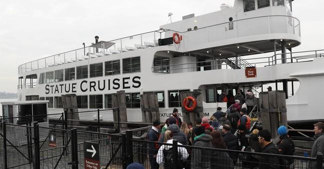 Statue of Liberty, Ellis Island reopen amid shutdown