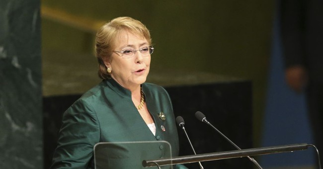 Outgoing UN human rights chief hails choice of successor