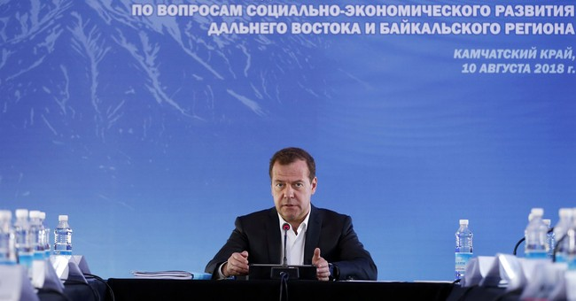 Russian PM strongly warns US against ramping up sanctions