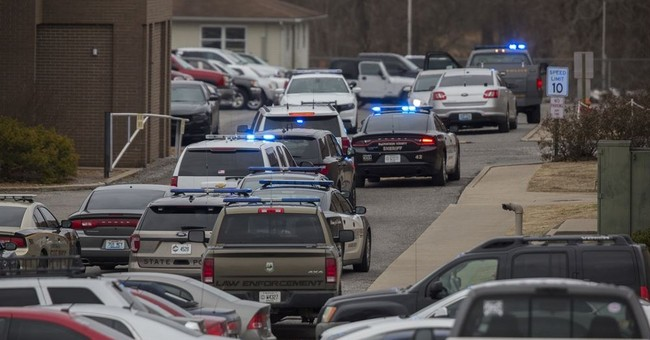 The Latest: Police ID 2 students fatally shot at school