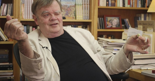The Latest: Keillor pushes back against expanded allegations