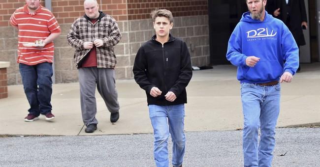 2 dead, 17 injured in Kentucky school shooting; suspect held