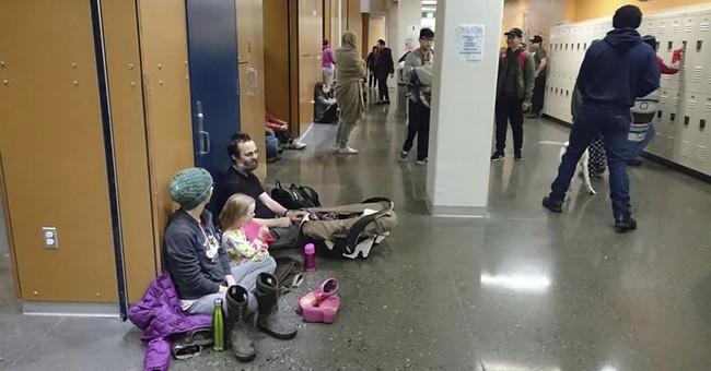 Big quake and tsunami fears rattle temblor-prone Alaskans