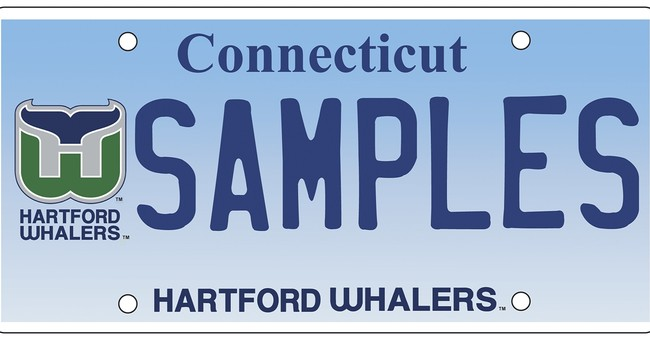 State unveils license plate for team that left 20 years ago