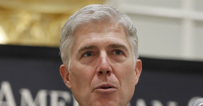 At college speech, Gorsuch stresses need for civil discourse