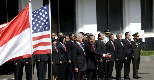 US says it wants to help Indonesia provide maritime security