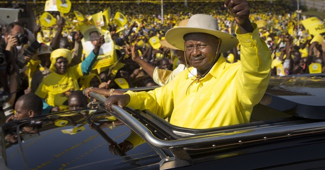 'I love Trump,' Uganda's leader says, despite vulgar remark