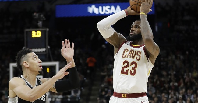 AP NBA writers pick All-Star rosters for LeBron, Steph
