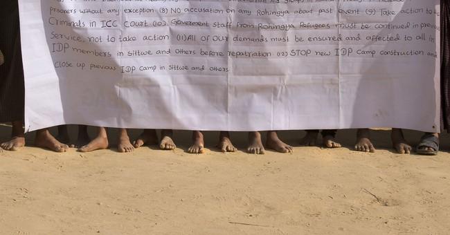 Skepticism, worry amid preparation for Rohingya repatriation