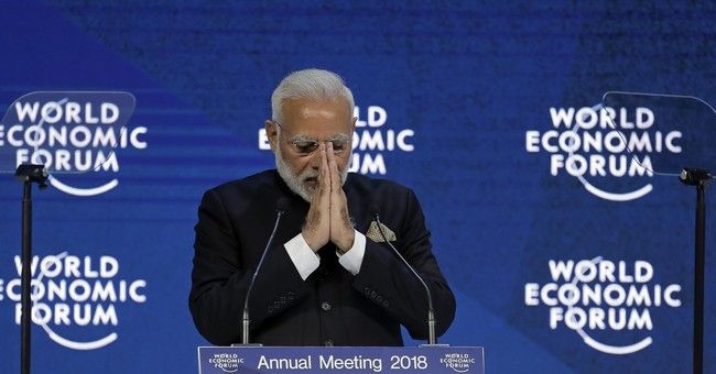 Davos 2018 diary: Global leaders face decision on addressing inequality