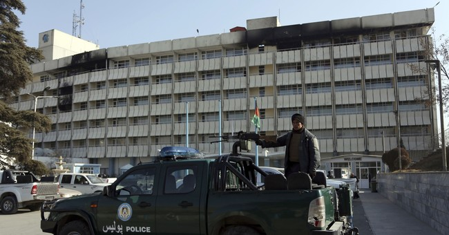 US says multiple Americans among casualties in Kabul attack