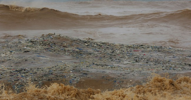 Garbage on the beach: Flood of waste stirs uproar in Lebanon