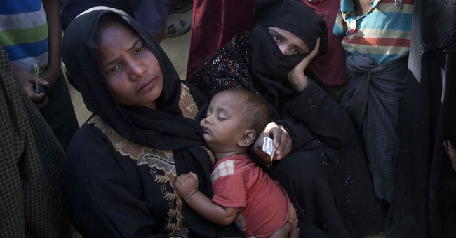 AP PHOTOS: The struggles of Rohingya in camps, fearing home