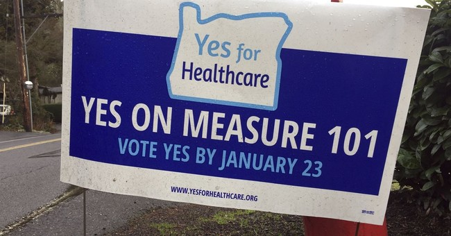 Oregon approves new taxes to address Medicaid costs