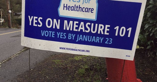 The Latest: Oregon approves new taxes for Medicaid costs