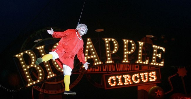 Big Apple Circus clown resigns over sexual misconduct