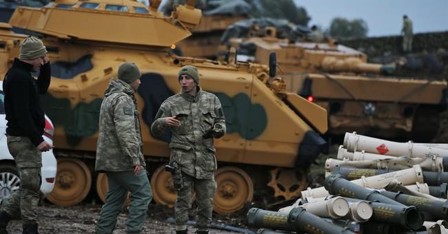 Turkey urged to show restraint in assault on Syrian Kurds