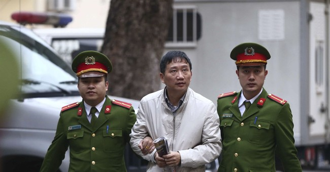 Court in Vietnam starts 2nd embezzlement trial of executive