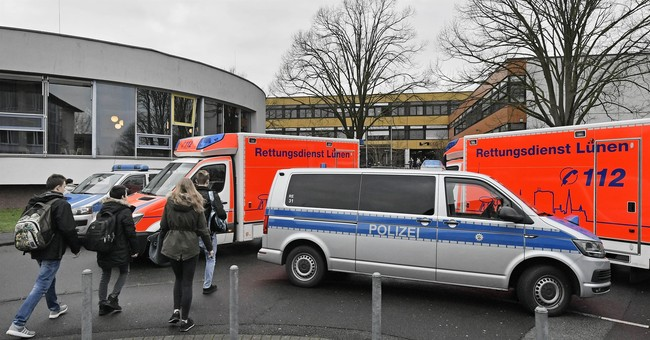 Police: Student killed by fellow pupil at German school